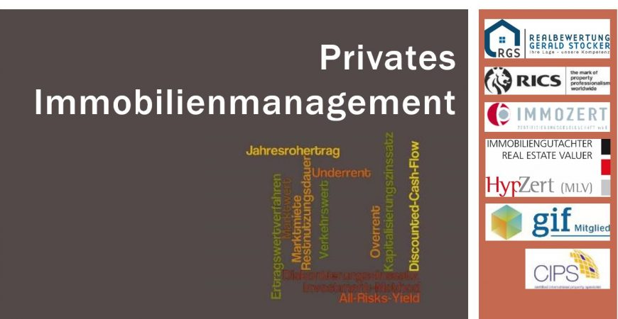 Privates Immobilienmanagement