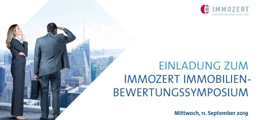 ImmoZert Bewertungssymposium