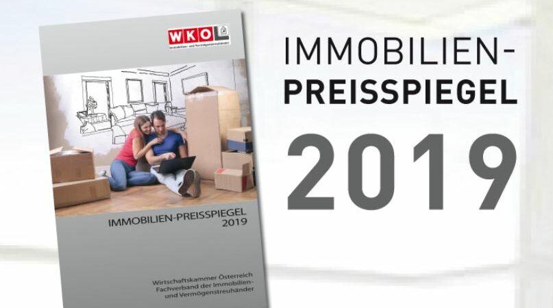 Immobilien-Preisspiegel 2019