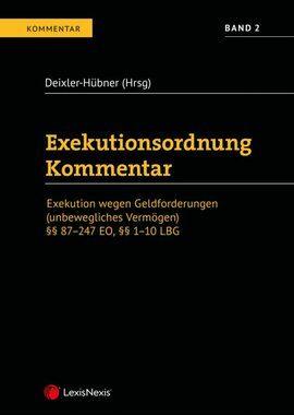 Deixler Hübner Exekutionsordnung Kommentar Liegenschaftsbewertungsgesetz Hardcover Realbwertung Gerald Stocker