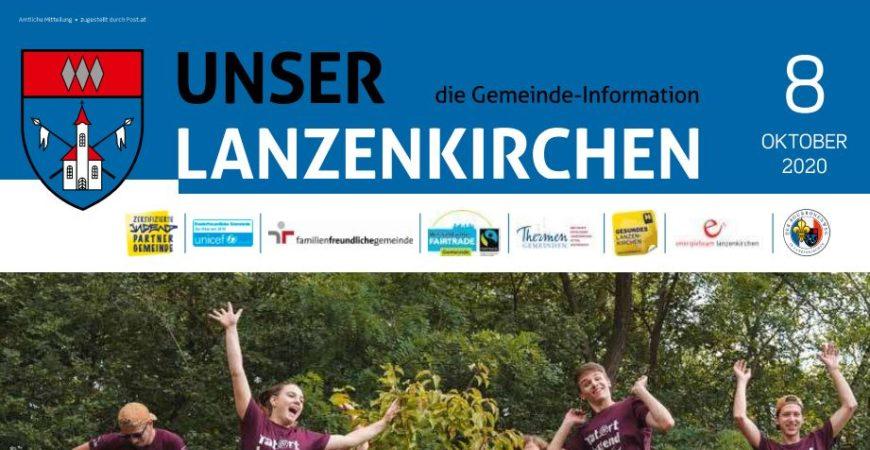 Unser Lanzenkirchen News aus dem Immobilienmarkt Realbewertung Gerald Stocker Cover
